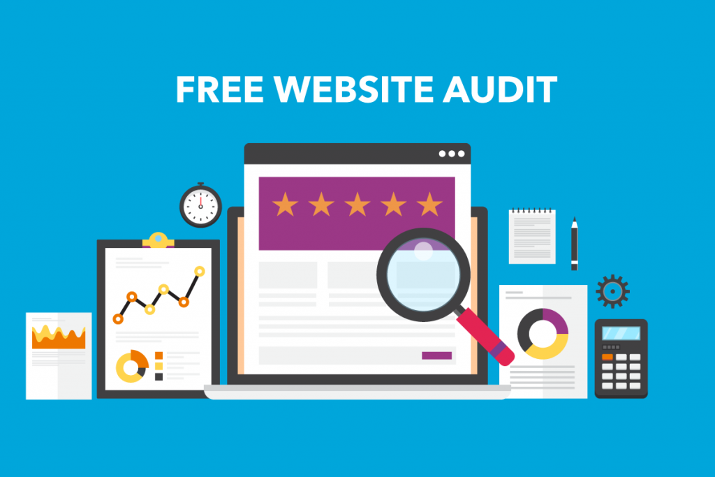 Free Website Audit Service